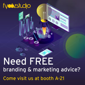 Fyooz Studio - Visit us at Booth A-21