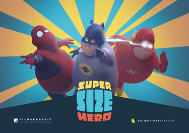 BEST XR CONTENT VOTED BY ATTENDEES - Super Size Hero